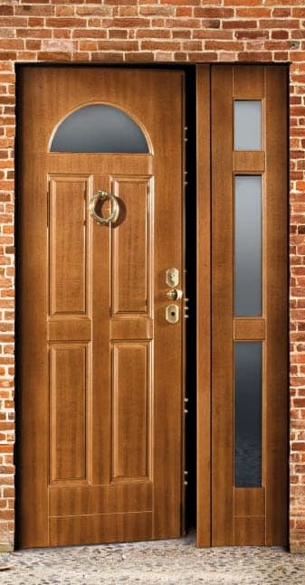 Pannelli e rivestimenti porte blindate topchiusure vicenza - Porta blindata esterno ...