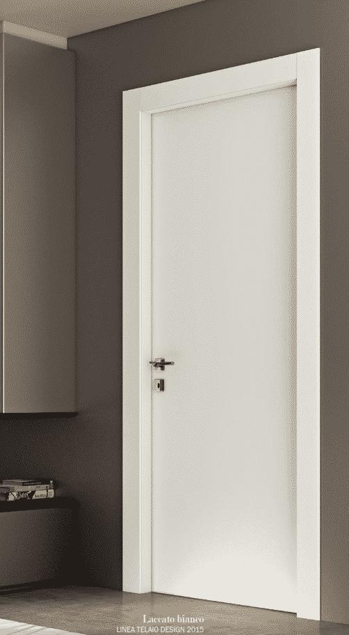 LINEA laccato bianco