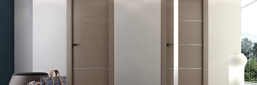 Promozione porte per interni in laminato ed in legno porte per interni blindate e serramenti - Verniciare porte interne laminato ...