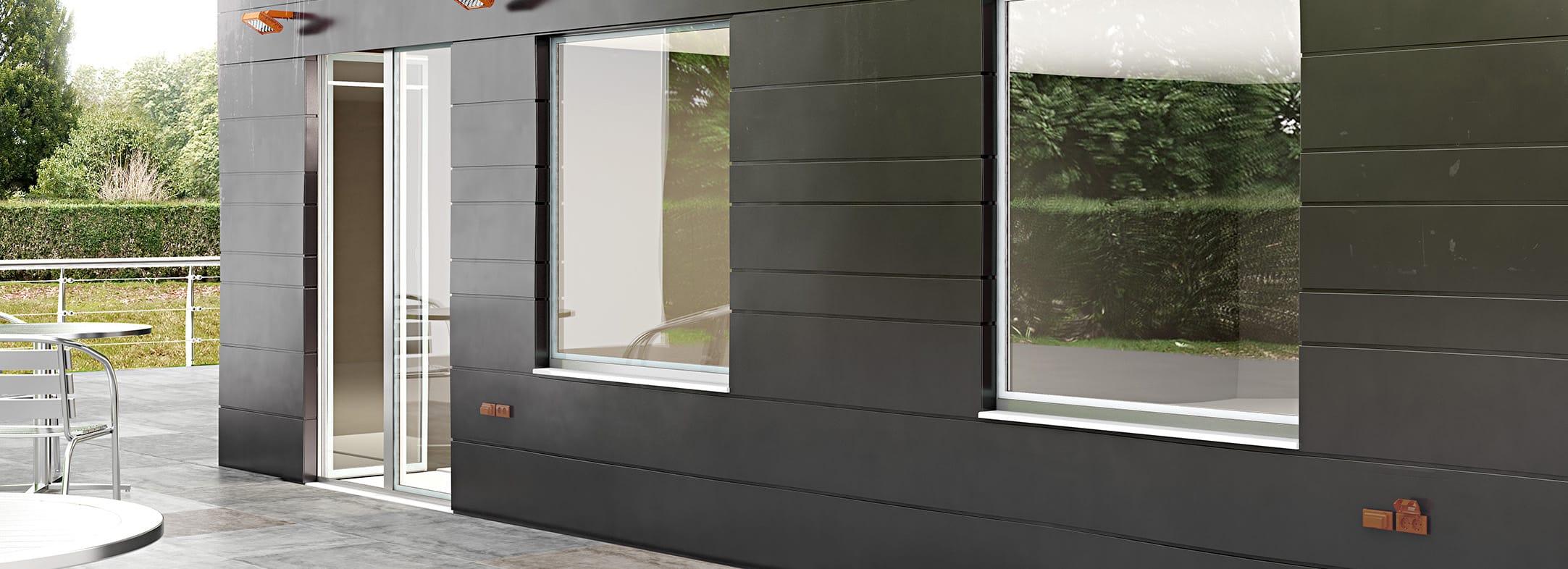 Infissi in pvc legno alluminio porte blindate a vicenza top chiusure infissi e serramenti rosa 39 - Porte e finestre vicenza ...