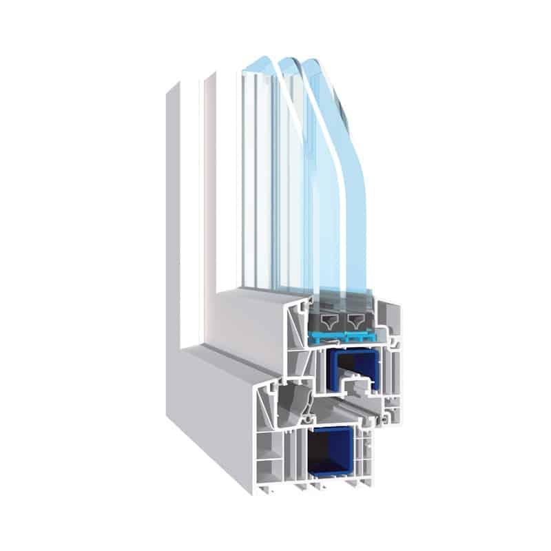 Vendita e installazione Finestre in PVC a risparmio energetico di alta qualità a Vicenza
